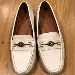 Coach Crosby Driving Loafers Sz 9-1/2